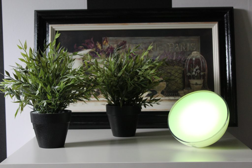 Philips Hue Go lichtstand enchanted forest