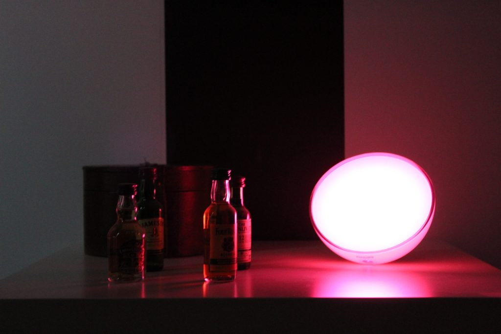 Philips Hue Go lichtstand night adventure